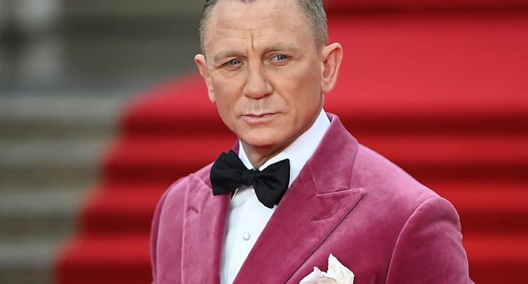 Le nouveau James Bond présenté au ZFF à Zurich