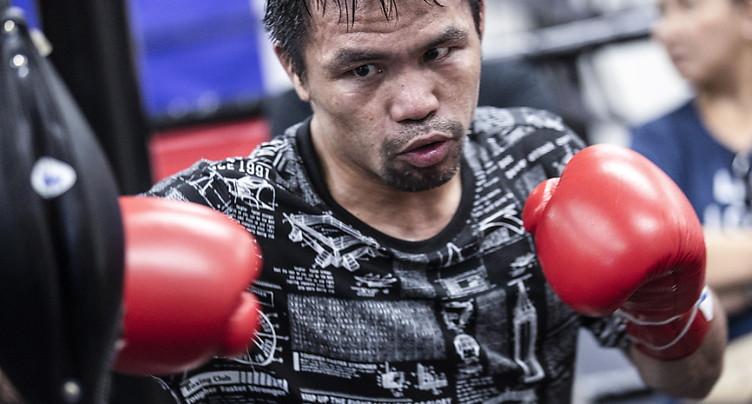 Manny Pacquiao met fin à sa carrière