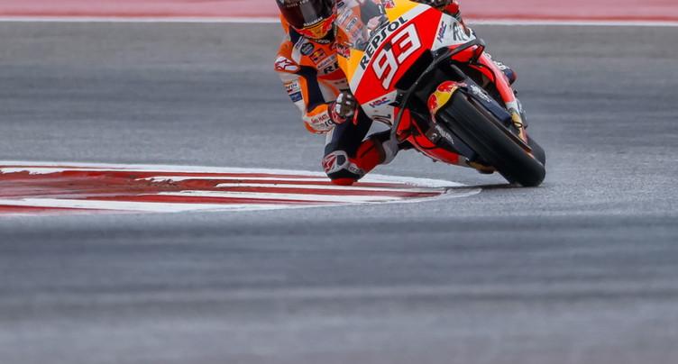 GP des Amériques: Marquez s'impose en MotoGP
