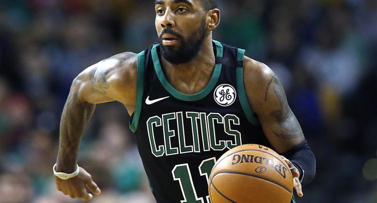 Non vacciné, Irving rate l'entraînement des Nets de Brooklyn