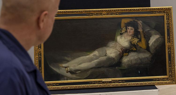 Francisco de Goya à l'honneur à la Fondtion Beyeler à Riehen (BS)