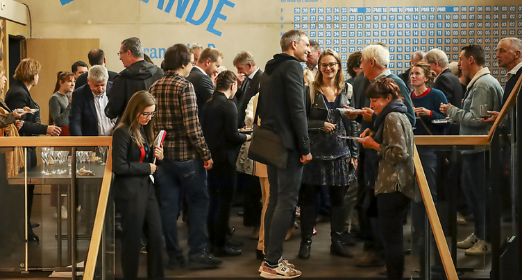 Le Théâtre du Jura inauguré en présence de 480 invités