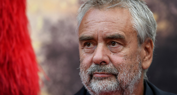 Luc Besson accusé de viol: le parquet requiert un non-lieu