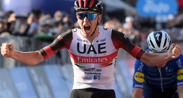 Après le Tour de France, Pogacar gagne la dernière grande classique
