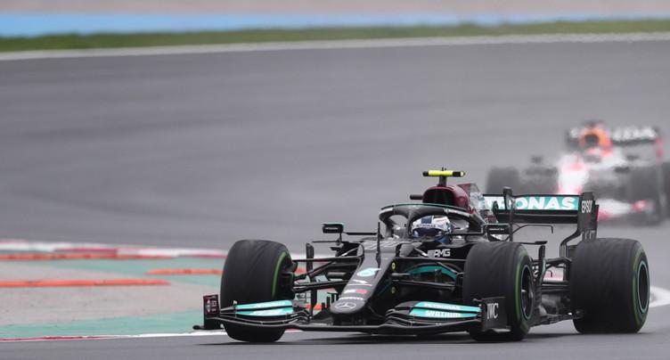 Bottas s'impose en Turquie, Verstappen reprend la tête