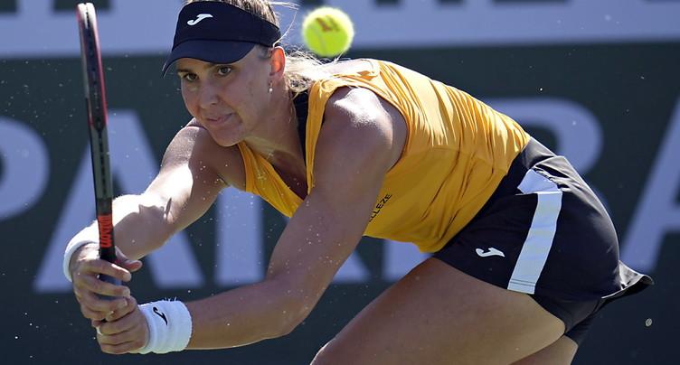 Karolina Pliskova sortie dès le 3e tour, Ruud assure