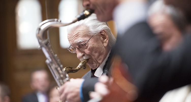 René Langel, co-fondateur du Montreux Jazz, est décédé