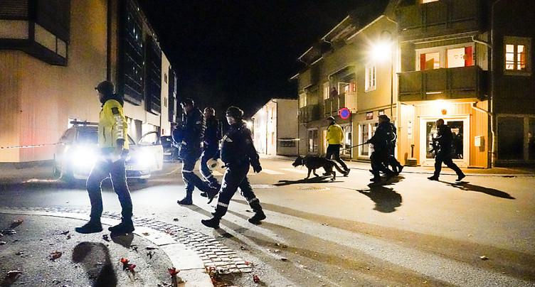 Norvège : plusieurs personnes tuées et blessées par un homme armé d'un arc