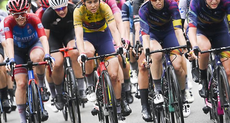 Le Tour de France Femmes s'élancera devant la Tour Eiffel