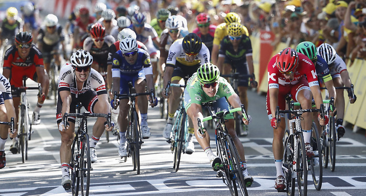 Le Tour de France fera escale à Lausanne et à Aigle