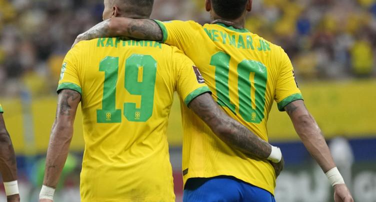 Le Brésil et l'Argentine victorieux