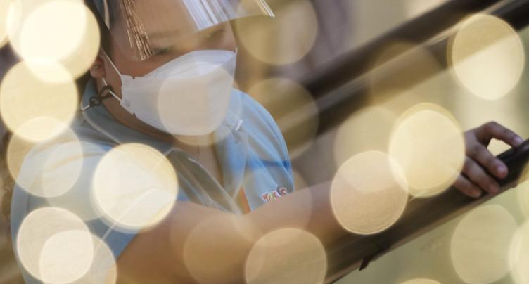 La Suisse compte 952 nouveaux cas de coronavirus en 24 heures
