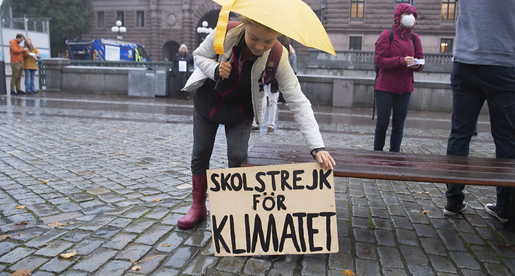Greta Thunberg n'attend « pas de grand changements » de la COP26