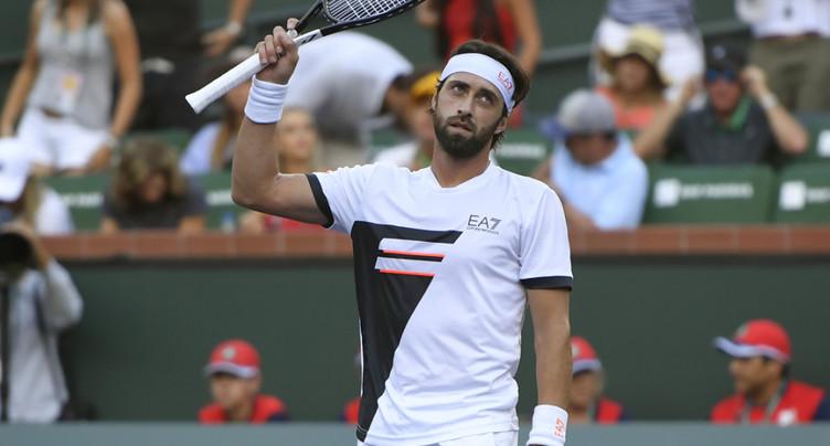 Norrie et Basilashvili en finale à Indian Wells