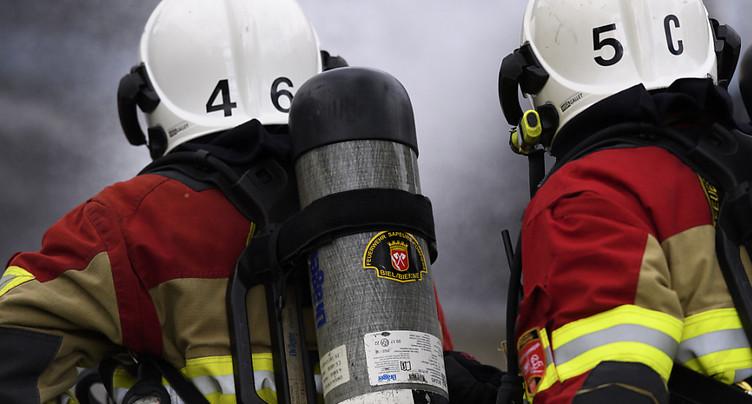 Décès de deux enfants dans l'incendie d'une maison à Leuzigen (BE)
