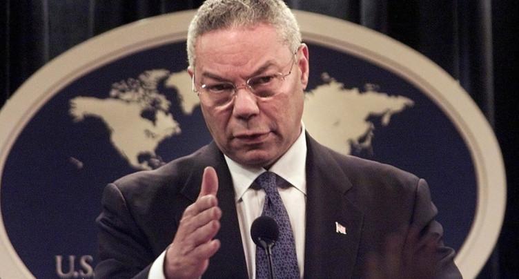 Colin Powell, secrétaire d'Etat sous Bush, est décédé du Covid-19