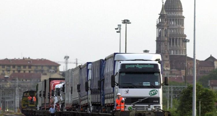 Convoi de RAlpin refoulé par l'Italie, faute de « green pass »