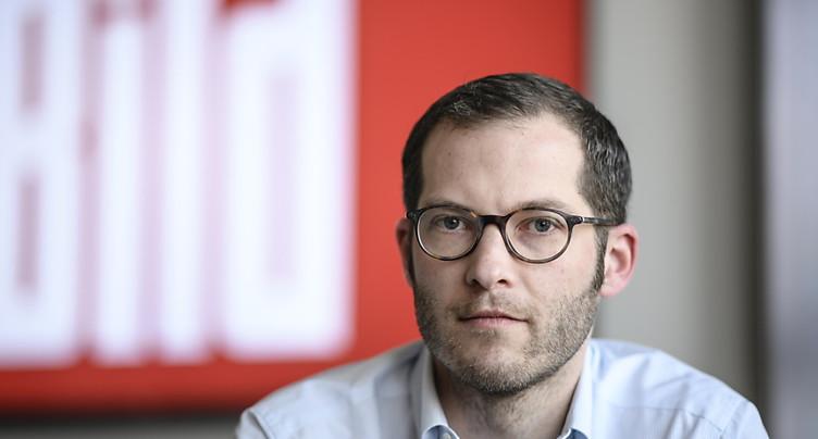 Le rédacteur en chef de Bild limogé pour « comportement fautif »