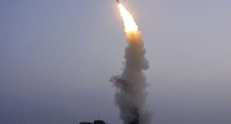 La Corée du Nord a lancé un projectile non identifié