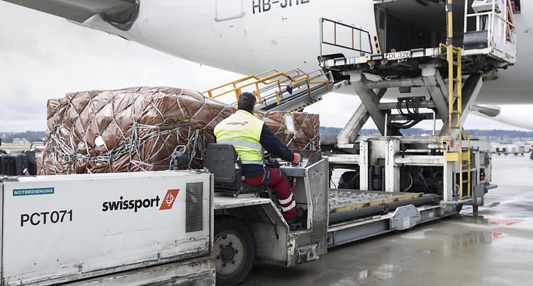 Exportations et excédent commercial record au troisième trimestre
