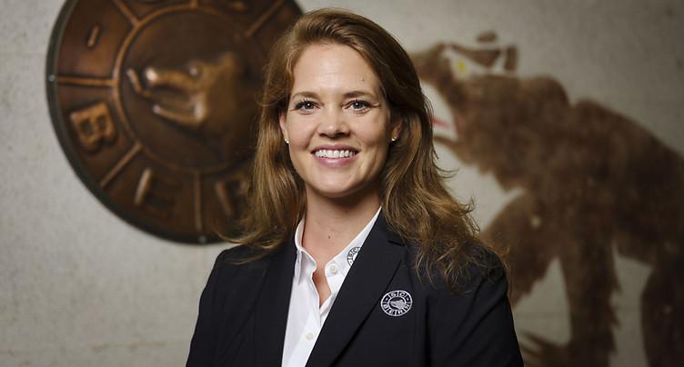 Florence Schelling est candidate à la Commission des athlètes