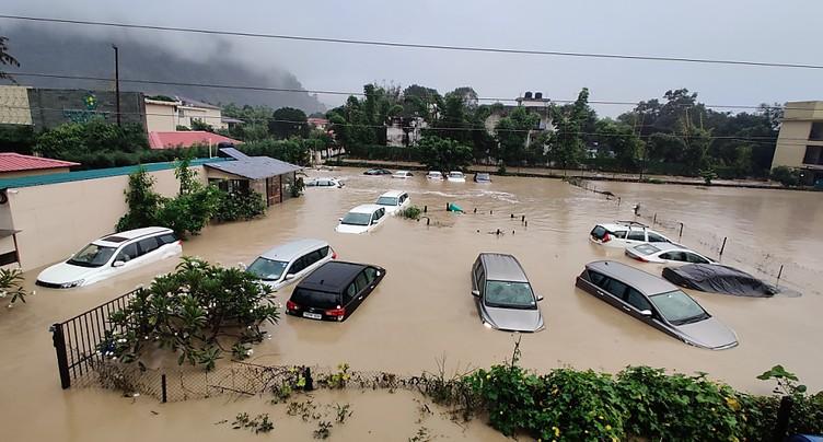 Plus de cent morts en Inde et au Népal après de fortes pluies