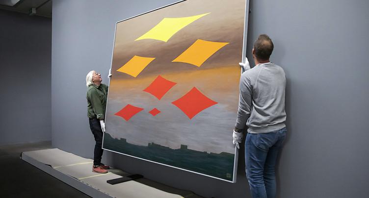 Grande rétrospective à Berne consacrée à l'artiste Meret Oppenheim