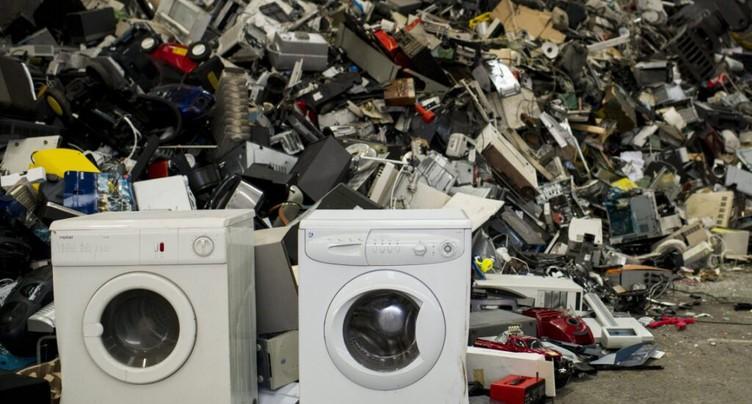 Le recyclage des appareils électroniques sera élargi