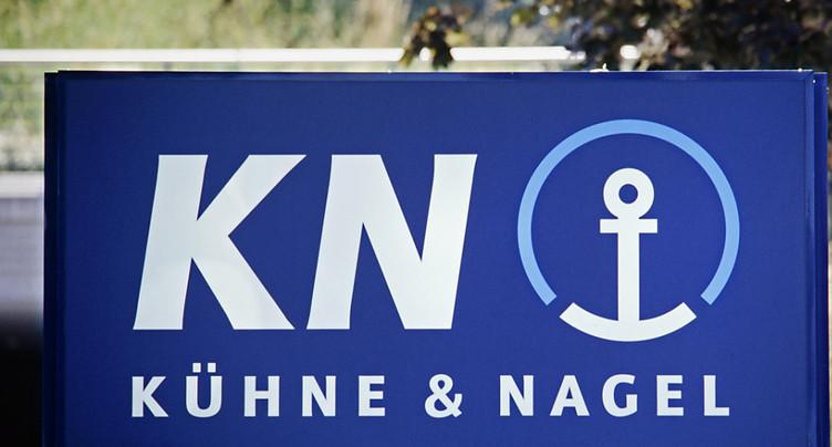 Kühne+Nagel continue sur la route de la croissance au 3e trimestre