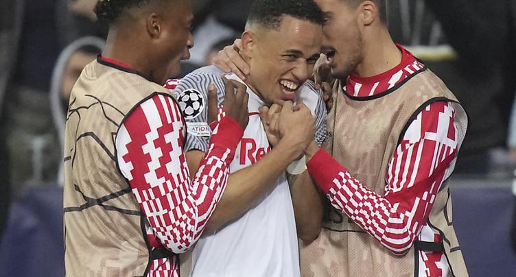 Ligue des champions: Okafor en match-winner pour Salzbourg