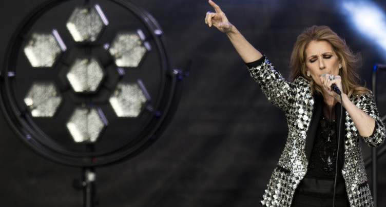 Céline Dion annule ses spectacles pour raisons médicales