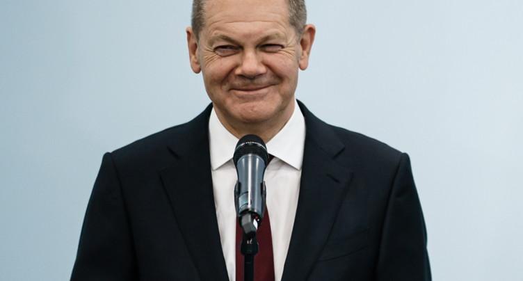 Olaf Scholz se prépare à gouverner dès décembre