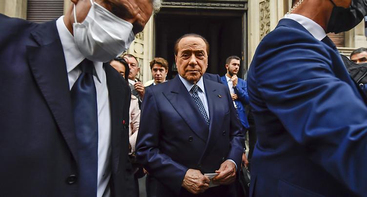 Berlusconi acquitté de la prévention de subornation de témoin