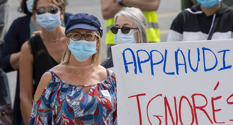 L'initiative sur les soins infirmiers va trop loin
