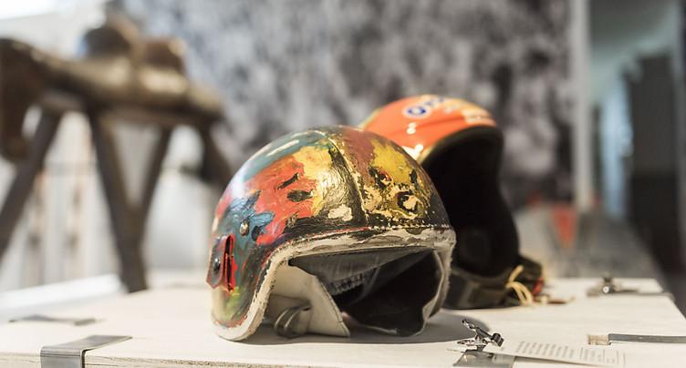 Le Musée du sport suisse à Münchenstein a vendu ses collections