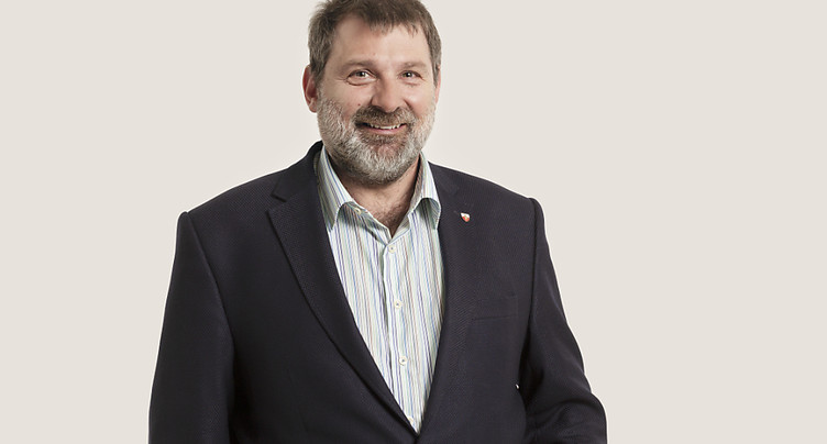 Maurice Mischler veut un duo vert au Conseil d'Etat vaudois