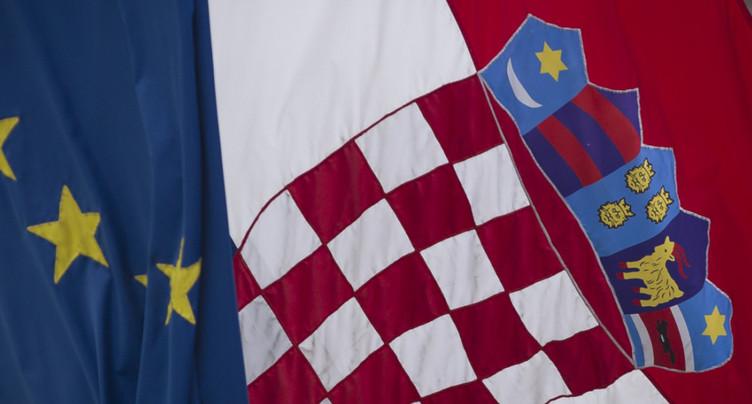 La Suisse accorde la libre circulation à la Croatie dès 2022