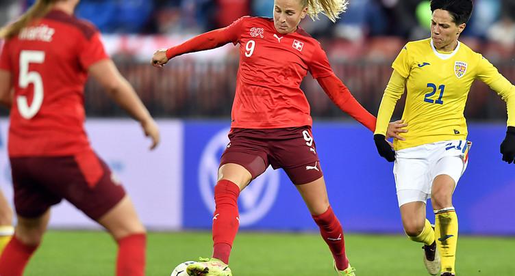 Un 3e succès en 3 matches pour la Suisse