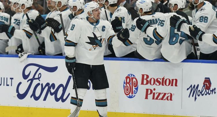 4e succès en 4 matches pour Meier et les Sharks