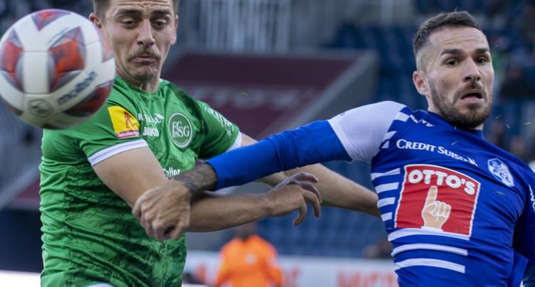 Super League: Lucerne abandonne la dernière place au LS