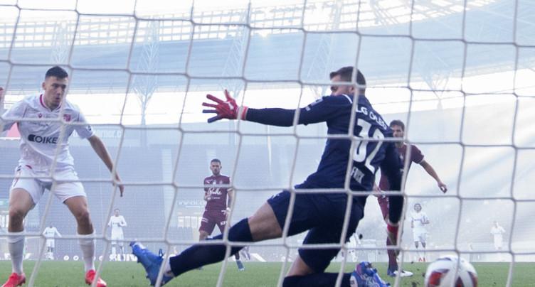 Super League: Sion plonge Servette dans le désarroi