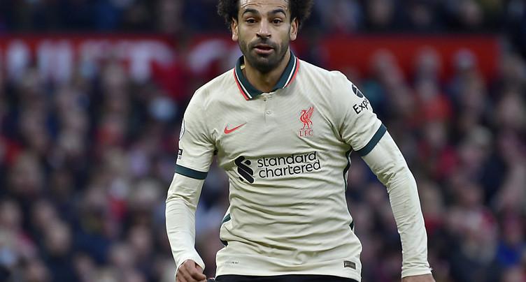 Premier League: Liverpool et Salah se régalent contre Man U