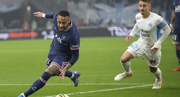Marseille et Paris partagent l'enjeu dans un match décevant
