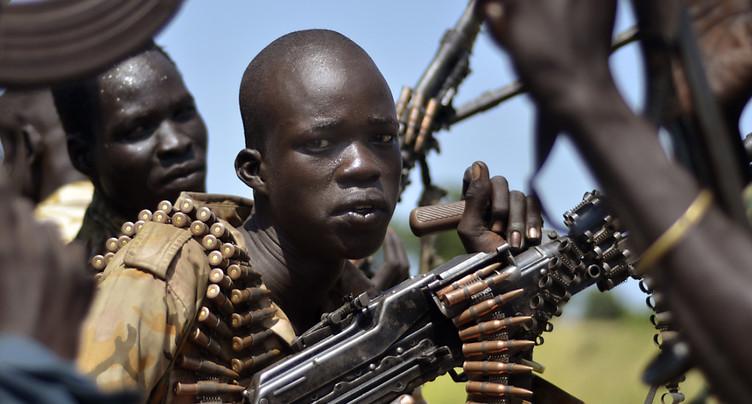 Des dirigeants soudanais à leur domicile par des hommes armés