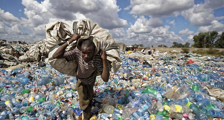 Plastique: Nestlé 4e plus gros pollueur au monde, selon un rapport