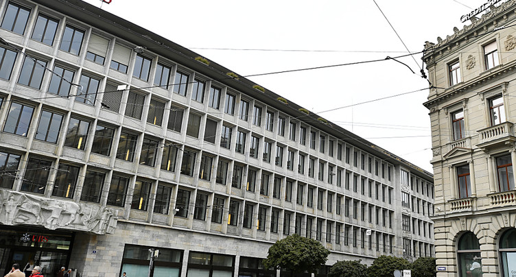En nette hausse, UBS signe un troisième trimestre probant