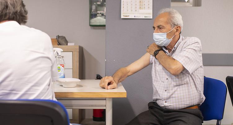La Suisse compte 1491 nouveaux cas de coronavirus en 24 heures