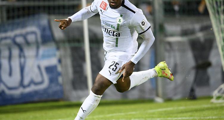 Yverdon sort Zurich aux penalties
