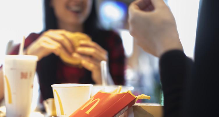 McDonald's aidé au 3e trimestre par des hausses de prix