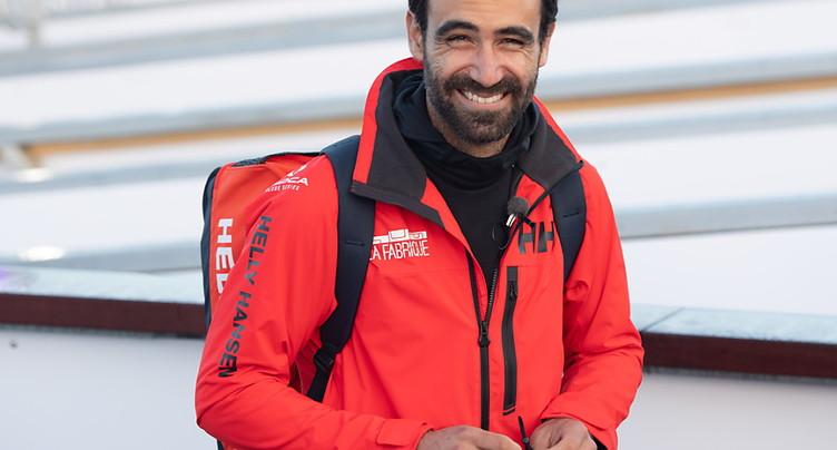 Alan Roura rachète le bateau d'Alex Thomson